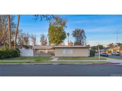 Northridge Single Family Home For Sale: 19901 Londelius Street