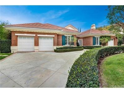Tarzana Single Family Home For Sale: 3707 Winford Drive