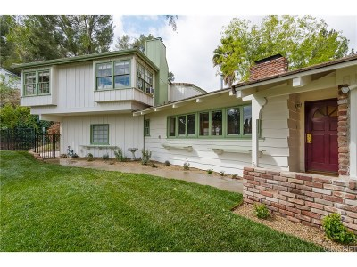 Woodland Hills Single Family Home For Sale: 5309 Medina Road
