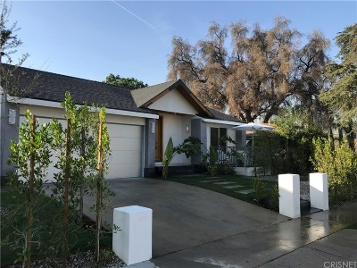 Sunland Single Family Home For Sale: 10339 Newhome Avenue