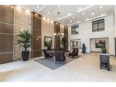 Encino Condo/Townhouse For Sale: 5015 Balboa #107