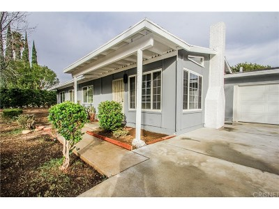 Chatsworth Single Family Home For Sale: 9542 Gierson Avenue