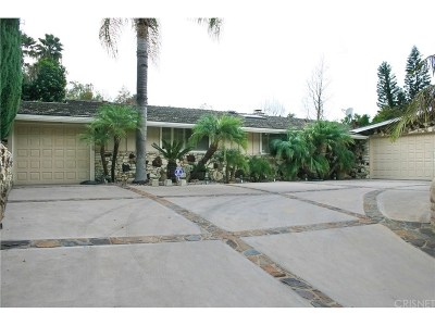 Single Family Home For Sale: 3533 Woodcliff Road