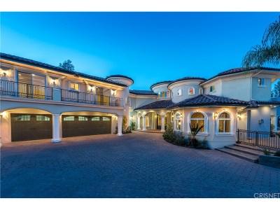 Tarzana Single Family Home For Sale: 5280 Vanalden Avenue