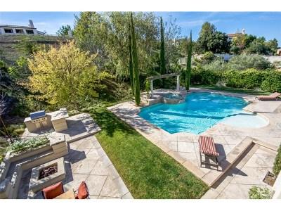 Calabasas CA Single Family Home For Sale: $3,299,000