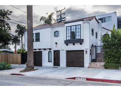 Los Angeles County Residential Income For Sale: 1205 North Spaulding Avenue
