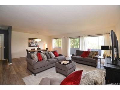 Valley Village Condo/Townhouse For Sale: 4829 Whitsett Avenue #304
