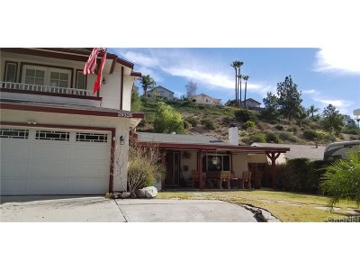 Canyon Country Single Family Home For Sale: 29326 Florabunda Road