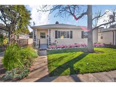 Single Family Home For Sale: 4906 Vista Del Monte Avenue