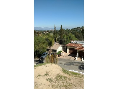 Woodland Hills Residential Lots & Land For Sale: 4551 Ensenada Drive
