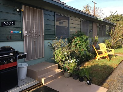 Los Angeles County Residential Income For Sale: 2276 South Carmelina Avenue
