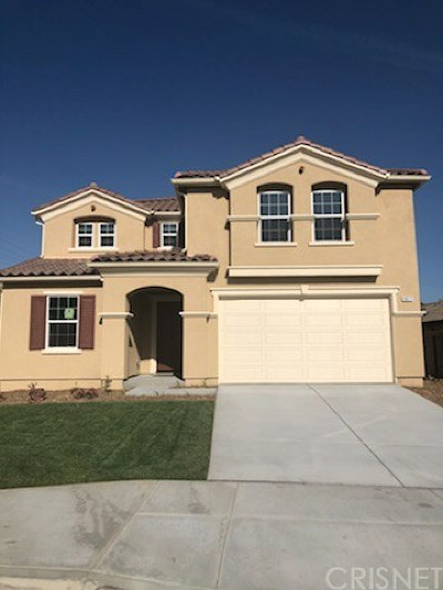 Saugus Single Family Home For Sale: 19675 Griffith Drive
