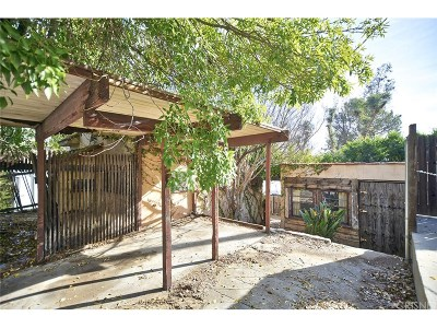 Single Family Home For Sale: 6810 Cahuenga Park