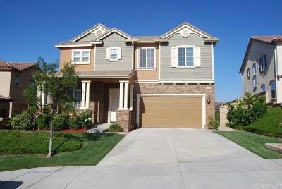 Saugus Single Family Home For Sale: 28019 Linda Lane