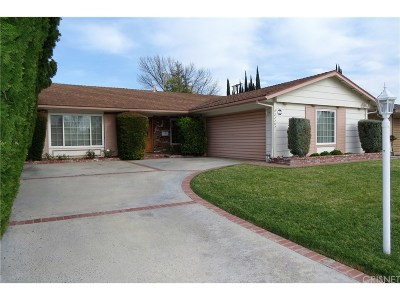 West Hills Single Family Home For Sale: 22707 Strathern Street