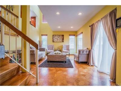 Calabasas Condo/Townhouse For Sale: 26002 Alizia Canyon Drive #C