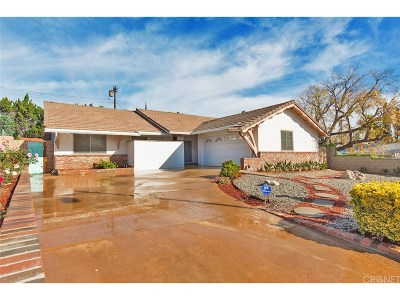 Northridge Single Family Home For Sale: 16951 Citronia Street