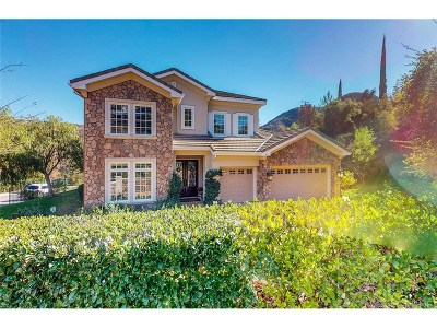 Thousand Oaks Single Family Home For Sale: 2084 Camerton Court