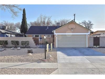 Lancaster Single Family Home For Sale: 1438 West Jackman Street