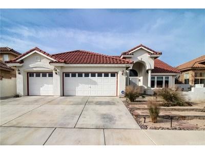 Lancaster Single Family Home For Sale: 44311 Westridge Drive