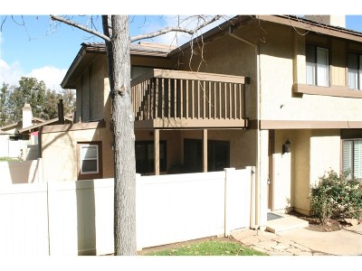 Simi Valley Condo/Townhouse For Sale: 1106 Catlin Street #B