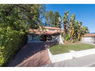 Agoura Hills Single Family Home For Sale: 29461 Quail Run Drive