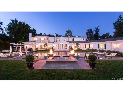 Hidden Hills Single Family Home For Sale: 24002 Long Valley Road