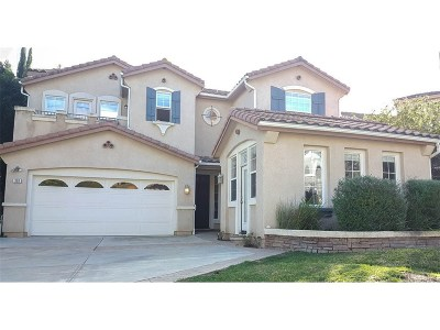 Simi Valley Single Family Home For Sale: 328 Woodland Road
