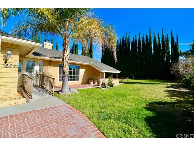 Canyon Country Single Family Home For Sale: 16623 Nearview Drive