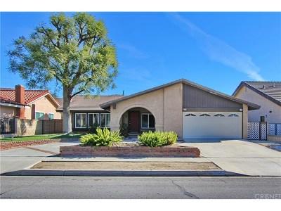 Simi Valley Single Family Home For Sale: 2150 Yosemite Avenue
