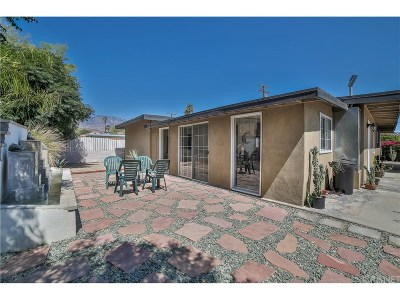Cathedral City Single Family Home For Sale: 68579 E Street