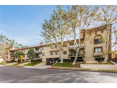 Condo/Townhouse Sold: 9960 Owensmouth Avenue #35