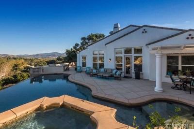 Westlake Village Single Family Home For Sale: 738 Coral Ridge Court