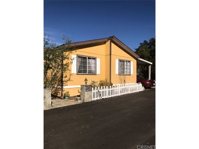 Woodland Hills Mobile Home For Sale: 4201 Topanga Canyon Boulevard #184