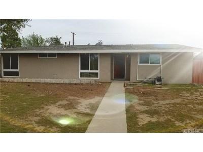 Northridge Single Family Home For Sale: 8806 Winnetka Avenue