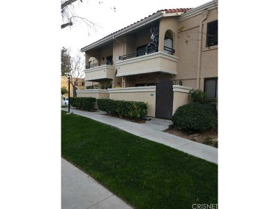 Canyon Country Condo/Townhouse For Sale: 18808 Mandan Street #302