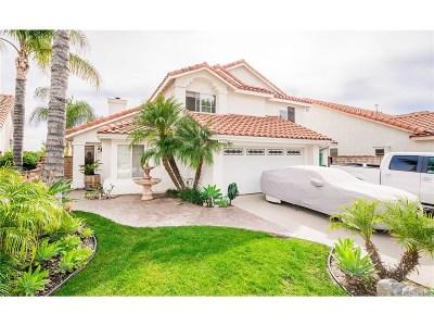 Castaic Single Family Home For Sale: 27726 Rainier Road