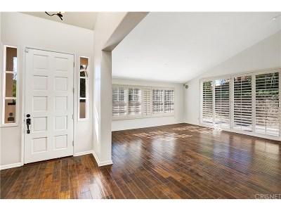 Calabasas Single Family Home For Sale: 4310 Park Arroyo