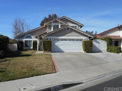 Saugus Single Family Home For Sale: 25523 Cornwall Place
