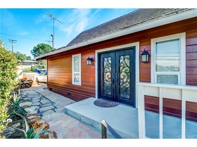 Malibu Single Family Home For Sale: 24776 Saddle Peak