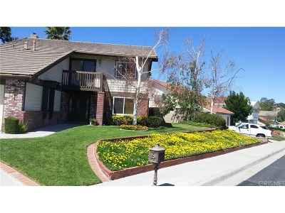 Newhall Single Family Home For Sale: 18665 Pad Court