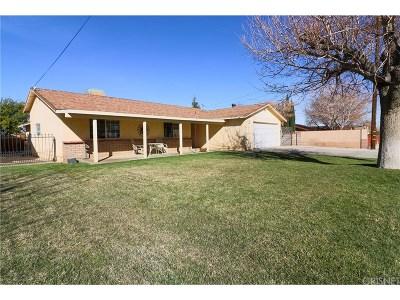 Lancaster Single Family Home For Sale: 4747 West Avenue L2
