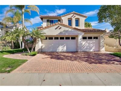 Thousand Oaks Single Family Home For Sale: 1845 Brush Oak Court