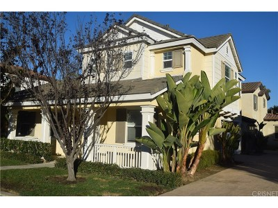 Camarillo Single Family Home For Sale: 350 Town Forest Court