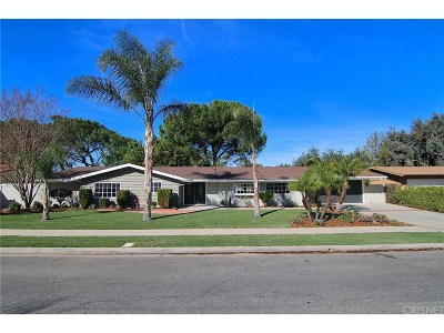 Thousand Oaks Single Family Home For Sale: 1187 Sheffield Place