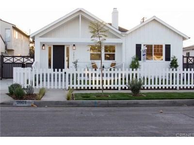 Single Family Home For Sale: 2801 Midvale Avenue