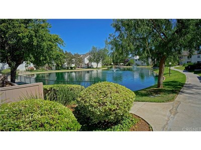 Valencia Condo/Townhouse For Sale: 24431 Trevino Drive #V13