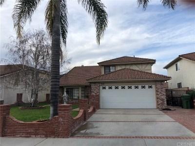 Agoura Hills Single Family Home For Sale: 30112 Rainbow Crest Drive