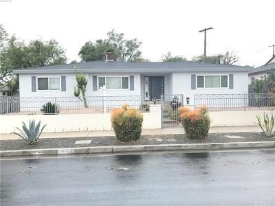 Sylmar Single Family Home For Sale: 14451 Sayre Street