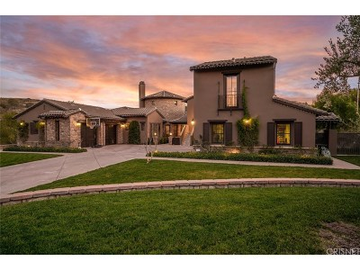 Calabasas Single Family Home For Sale: 5157 Garrett Court